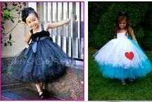 Tutu Dresses! / How to make and lots of ideas for adorable tutu dresses!