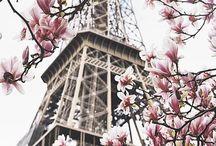 Spring Inspiration / Pretty spring!