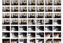 Aufgabe Wie bin ich da hin gekommen / (Check out your contact sheets.) _____ Anregungen zur Aufgabe 12-44 auf der Webseite fotografisch-sehen-lernen.de - zur Aufgabe -> http://bit.ly/2aB4cDI
