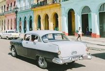 C.U.B.A / Find what's  been said about Cuba... but go there and discover for yourself.