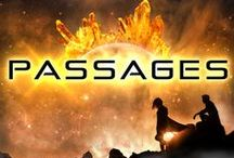 Passages / science fiction fantasy romance