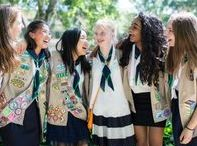 Troop Leader Resources / Girl Scout volunteers change the world every day with the work they do with girls! We've put together this great Pinterest board to share our favorite volunteer resources that are sure to make your life easier as a troop leader!