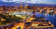 Baltimore! / Our home base = BALTIMORE!