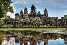 Laosz, Kambodzsa