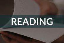 Reading / If writing is the weight lifting, reading is the protein that builds the muscle. In this board you'll find tips on how to read more, read better, and what books will make you a better writer.