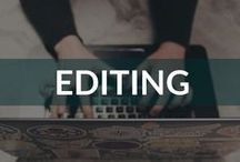 Editing / Tips and advice on how to edit your book.