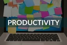 Productivity / Advice to make you a more productive writer, no matter how much time you have in the day.