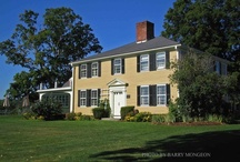 Colonial History / by Salem Cross Inn