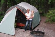 Garden & Summer house & Camping