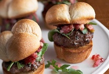 Hors d' Oeuvres / Whether you are having a party or a gathering for the big game we thought to inspire you with some delicious appetizer ideas.