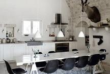 Kitchens / by Macrina Bakery and Cafe