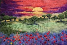 Quilts / I so admire these