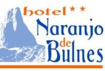 Hotel Naranjo de Bulnes / Hotel Naranjo de Bulnes, ubicado en el centro de Arenas de Cabrales, puerta natural para los Picos de Europa, es el alojamiento ideal para realizar la Ruta del Cares y descubrir los encantos de los Picos de Europa. WEB: www.hotelnaranjodebulnes.com EMAIL: info@hotelnaranjodebulnes.com TLF: +34 985846519 FAX:+34 985846520