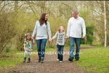 Families / Family Photography Sessions