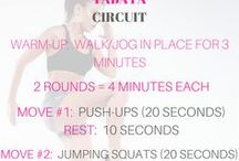 Workouts! / HIIT | Cardio | Bodyweight Workouts | Workouts | Fat Loss | Conditioning | Personal Training | Spinning