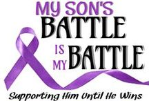 for my son who has epilepsy and seizure disorder / by pam r.