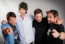Supernatural Cast / All about the cast of supernatural in real life. Pic's, gif's, and vid's