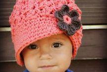 Homemade Treasures / Homemade booties, hats, bibs, sweaters for little ones