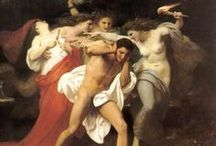 William-Adolphe Bouguereau / Paintings by William-Adolphe Bouguereau