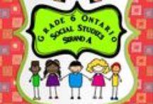Grade 6 Ontario Social Studies