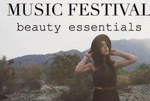 FESTIVAL / festival fashion and inspiration