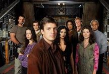 Firefly / I was recommended this show by my aunt who watched it when it first came out. I can't believe I hadn't ever watched this show before!