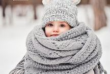 Bundled Baby / Get ready for the colder winter months with these ideas.