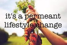Healthy Eating & Lifestyle Quotes / Get inspired to live a healthy lifestyle with these great and inspirational words!