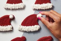 Christmastime Recipes & Traditions / Get in the Christmas spirit with this festive board!