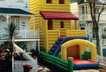 Bounce & Jump Party Ideas