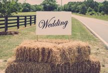 Our Country Wedding Ideas ❤️