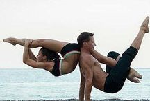 Yoga/ acro yoga