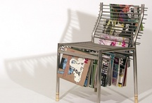 Magazine racks & storage ideas