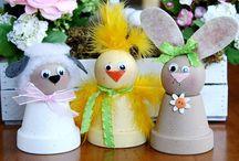 Easter / Lieldienas crafts & treats