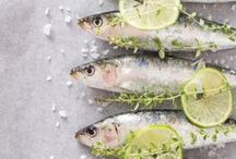 Fish & Seafood / by Oligiano