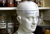 Phrenology Etc. ☠ / by Pamela Stewart