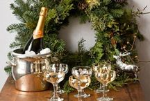 Christmas dinner + sweets & drinks