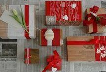 Dāvanu iesaiņošana / Gift wrapping