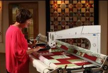 Quilting Machines / APQS (www.apqs.com) longarm machines make quilting easier and more inspiring. You can count on us for superior quality and craftsmanship.