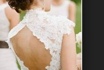 Beautiful wedding looks / Some of our favourite wedding hair from Pinterest