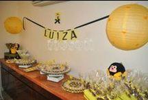Festa Abelhinha / Dicas, ideias e produtos para uma festa com esse tema tão delicado.