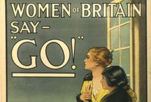 Lest We Forget / Read our blog post about women in wartime - http://www.talesfromtheearth.com/surplus-women-lest-forget/