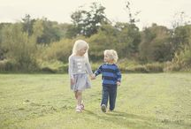 Children & Siblings / Photography, posing ideas and props for children