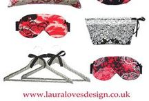 Valentines Day Gifts / Valentines Day Gifts from Lauraloves. Beautifully designed and made in Britain.