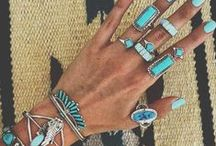 My kind of rocks! / My style jewelry.