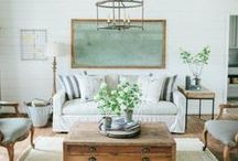 Living Spaces for Period Homes / Take a peek at our favorite living spaces inside traditional and classical homes.