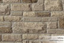 Arriscraft Building Stone and Brick Styles and Colours / Arriscraft produces a comprehensive range of Building Stone and Brick styles to accommodate every design. Whether historical, traditional, contemporary, or ultra-modern, designers will discover the right stone for their project.