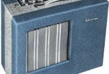 Sexy old Amps / Guitar amps with curb appeal