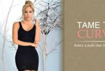 Control Bodysuits /  Ursula brings to you a new selection of control bodysuits designed to fulfill your specific control needs. Our bodysuits help reduce waistline, flatten belly