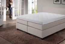 New York - Axelsson Beds / New York, the city where it all happens. Create the real New York feeling in your home with a sleek and inviting bedroom interior, and give it an air of star quality with your choice of an original fabric colour and finish. www.axelssonbeds.eu